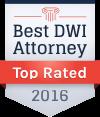 Best DWI Attorney 2016