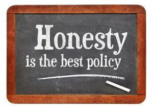OKLG Honesty