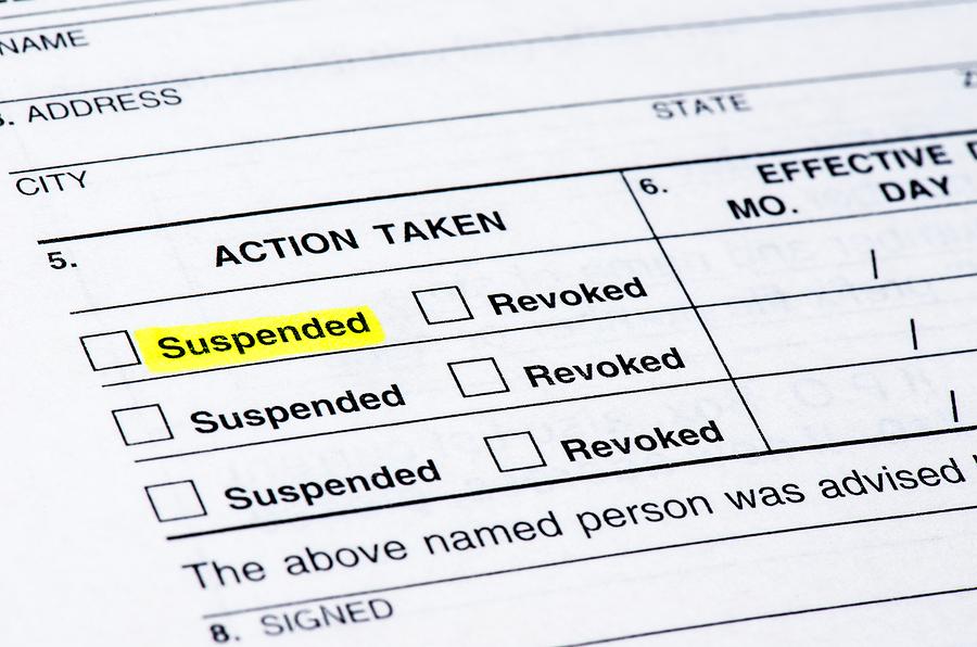 Suspended License Defense